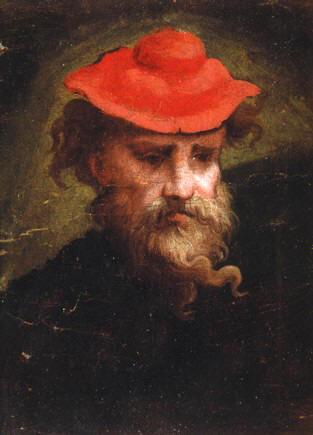 Parmigianino_Selfportrait_1540