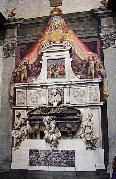 389px-Michelangelo's_grave4