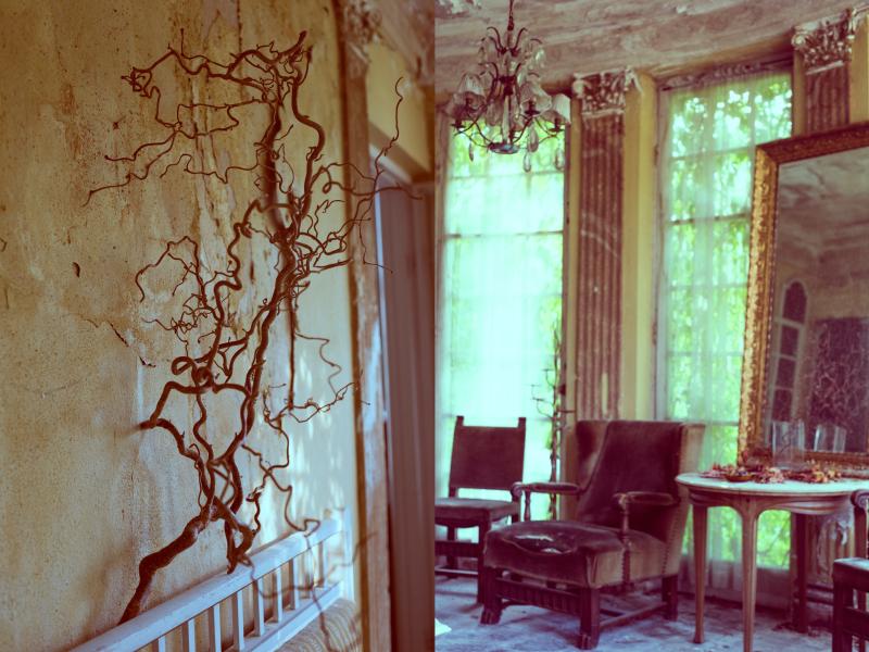 ©Florence-Montmare-Fine-Art-Photographer-Castle-Interior-1